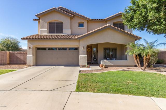 1043 E Jade Drive, Chandler, AZ 85286 (MLS #5898300) :: The Everest Team at My Home Group