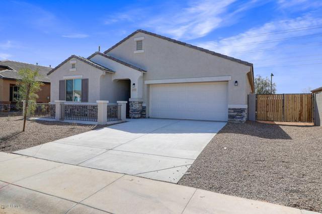 40901 W Hensley Way, Maricopa, AZ 85138 (MLS #5898311) :: Yost Realty Group at RE/MAX Casa Grande