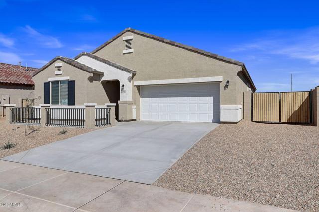 40936 W Hensley Way, Maricopa, AZ 85138 (MLS #5898324) :: Yost Realty Group at RE/MAX Casa Grande