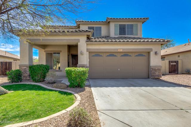 4037 E Trigger Way, Gilbert, AZ 85297 (MLS #5898366) :: The Jesse Herfel Real Estate Group