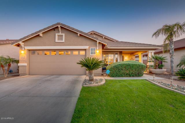 18549 W Hatcher Road, Waddell, AZ 85355 (MLS #5898413) :: CC & Co. Real Estate Team
