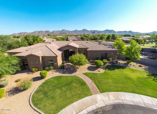 12142 E San Victor Drive, Scottsdale, AZ 85259 (MLS #5898416) :: CC & Co. Real Estate Team