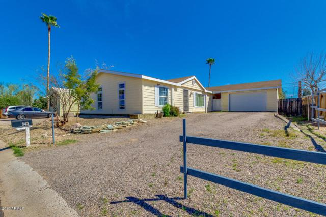543 S 96TH Place, Mesa, AZ 85208 (MLS #5898454) :: The Everest Team at My Home Group