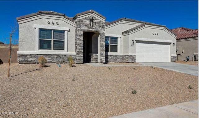 4022 N 300TH Drive, Buckeye, AZ 85396 (MLS #5898468) :: RE/MAX Excalibur