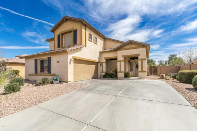 1468 N Milly Lane, Casa Grande, AZ 85122 (MLS #5898476) :: Team Wilson Real Estate