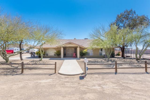 23623 N 67TH Avenue, Glendale, AZ 85310 (MLS #5898489) :: Homehelper Consultants