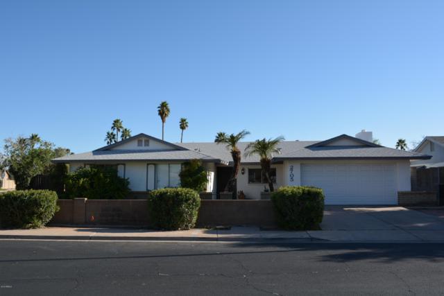2705 W Ocaso Circle, Mesa, AZ 85202 (MLS #5898526) :: The Everest Team at My Home Group