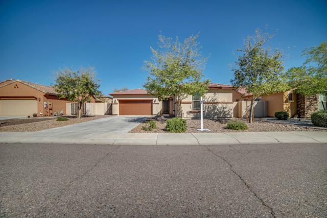 5424 W Allen Street, Laveen, AZ 85339 (MLS #5898534) :: Home Solutions Team