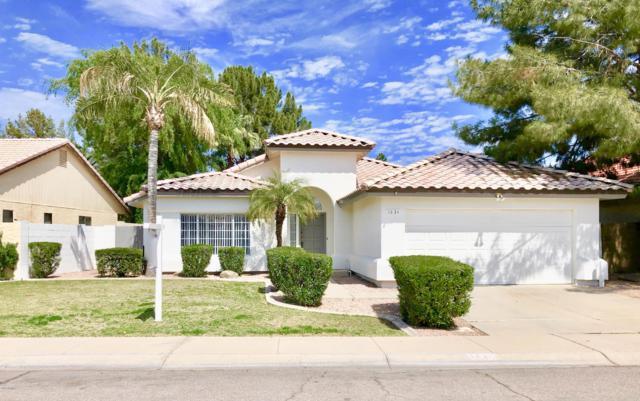 1834 E Anchor Drive, Gilbert, AZ 85234 (MLS #5898567) :: Homehelper Consultants
