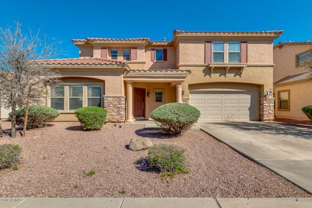 19670 E Arrowhead Trail, Queen Creek, AZ 85142 (MLS #5898584) :: Team Wilson Real Estate
