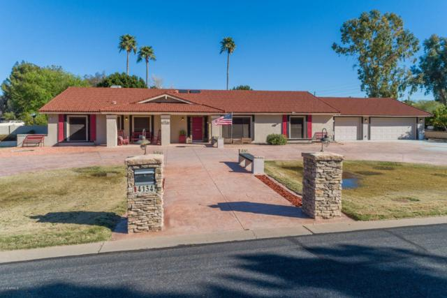 4134 E Fairview Circle, Mesa, AZ 85206 (MLS #5898620) :: Team Wilson Real Estate