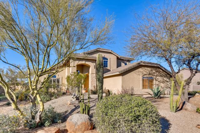 4916 E Palo Brea Lane, Cave Creek, AZ 85331 (MLS #5898632) :: Yost Realty Group at RE/MAX Casa Grande
