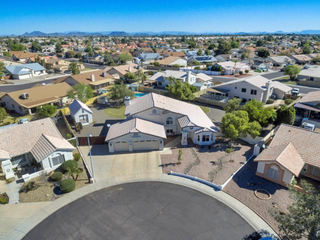 12707 N 77TH Drive, Peoria, AZ 85381 (MLS #5898644) :: REMAX Professionals