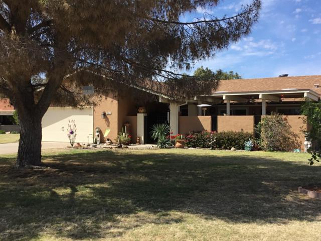 586 Leisure World, Mesa, AZ 85206 (MLS #5898744) :: REMAX Professionals