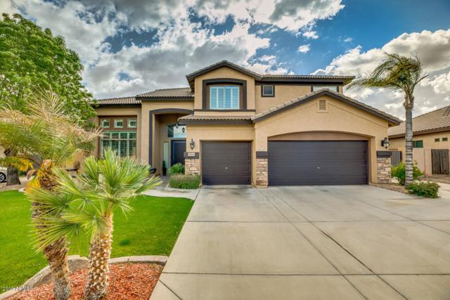 6703 S Seneca Way, Gilbert, AZ 85298 (MLS #5898751) :: The Jesse Herfel Real Estate Group