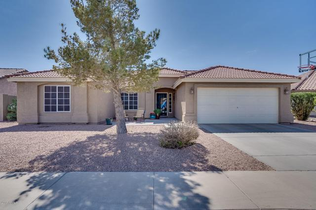 425 E Silver Reef Road, Casa Grande, AZ 85122 (MLS #5898782) :: Devor Real Estate Associates