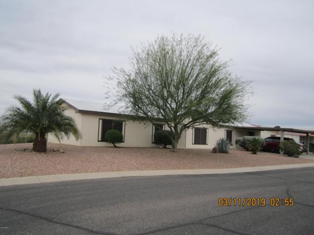 16101 N El Mirage Road #447, El Mirage, AZ 85335 (MLS #5898881) :: Home Solutions Team