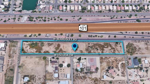 5336 W Escuda Drive, Glendale, AZ 85308 (MLS #5898882) :: The Property Partners at eXp Realty