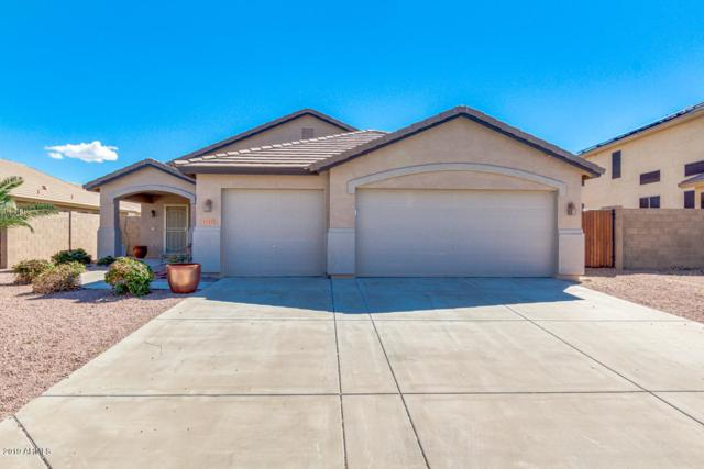 2155 W Gila Butte Drive, Queen Creek, AZ 85142 (MLS #5898897) :: Keller Williams Realty Phoenix