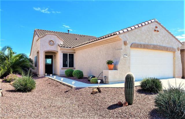 8161 S Open Trail Lane, Gold Canyon, AZ 85118 (MLS #5898900) :: CC & Co. Real Estate Team