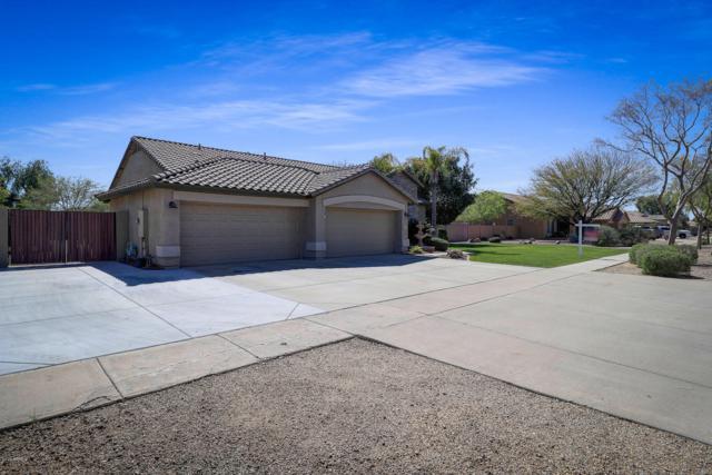 6833 W Grovers Avenue, Glendale, AZ 85308 (MLS #5898934) :: The Carin Nguyen Team
