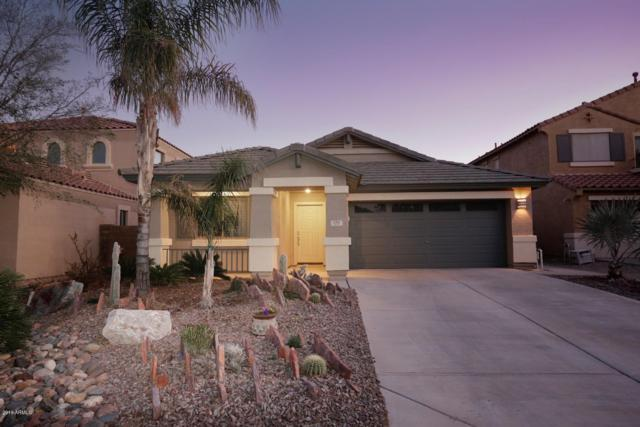 125 W Gold Dust Way, San Tan Valley, AZ 85143 (MLS #5898962) :: The Laughton Team