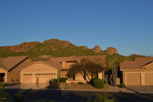 5105 S Crested Saguaro Lane, Gold Canyon, AZ 85118 (MLS #5898979) :: RE/MAX Excalibur