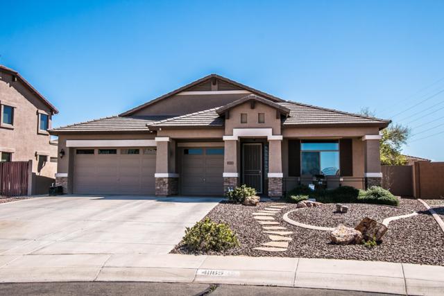 41165 W Coltin Way, Maricopa, AZ 85138 (MLS #5899143) :: Revelation Real Estate