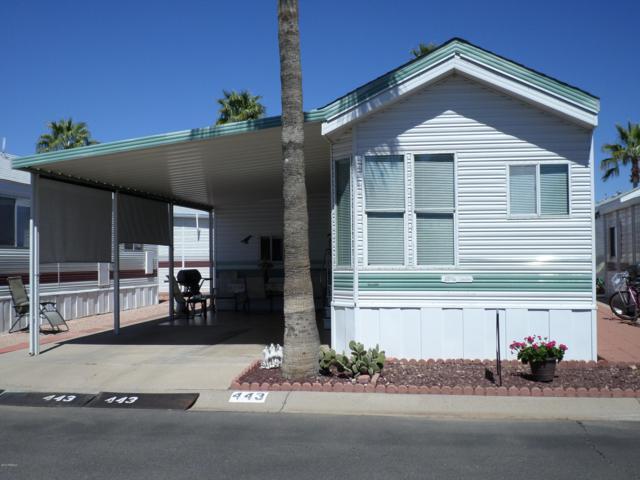 3710 S Goldfield Road, Apache Junction, AZ 85119 (MLS #5899160) :: The Kenny Klaus Team