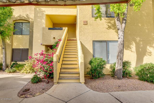7008 E Gold Dust Avenue #207, Paradise Valley, AZ 85253 (MLS #5899180) :: Lux Home Group at  Keller Williams Realty Phoenix