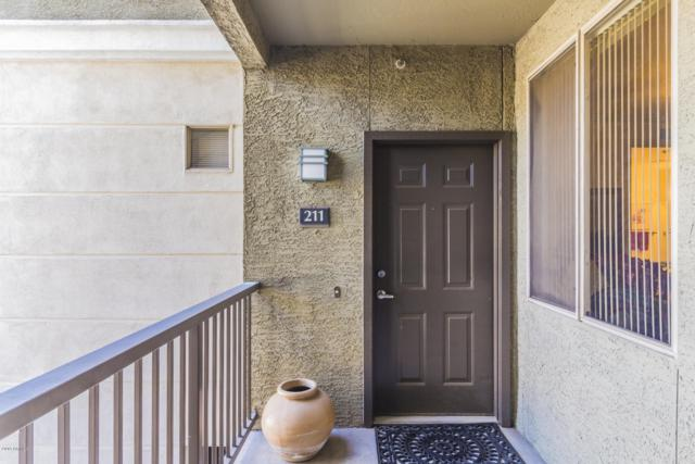 5303 N 7TH Street #211, Phoenix, AZ 85014 (MLS #5899190) :: Phoenix Property Group
