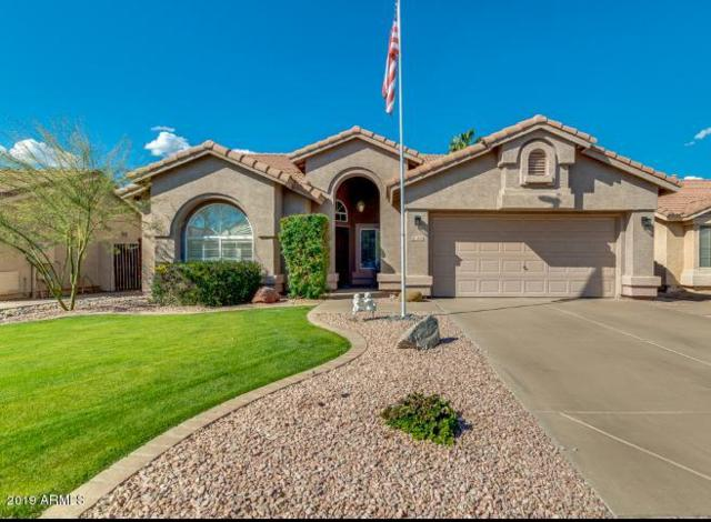 1898 E Saratoga Street E, Gilbert, AZ 85296 (MLS #5899334) :: Occasio Realty