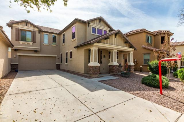 3869 E Claxton Avenue, Gilbert, AZ 85297 (MLS #5899355) :: The Jesse Herfel Real Estate Group