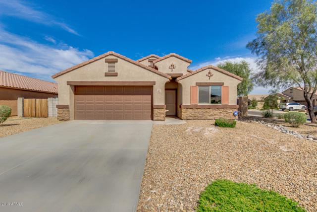 1152 E Barrus Drive, Casa Grande, AZ 85122 (MLS #5899377) :: Lux Home Group at  Keller Williams Realty Phoenix