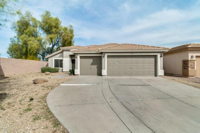 1501 S 157TH Drive, Goodyear, AZ 85338 (MLS #5899425) :: neXGen Real Estate