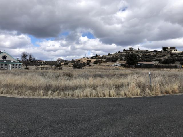 18466 S Joseph Hodge Road, Peeples Valley, AZ 86332 (MLS #5899442) :: Yost Realty Group at RE/MAX Casa Grande