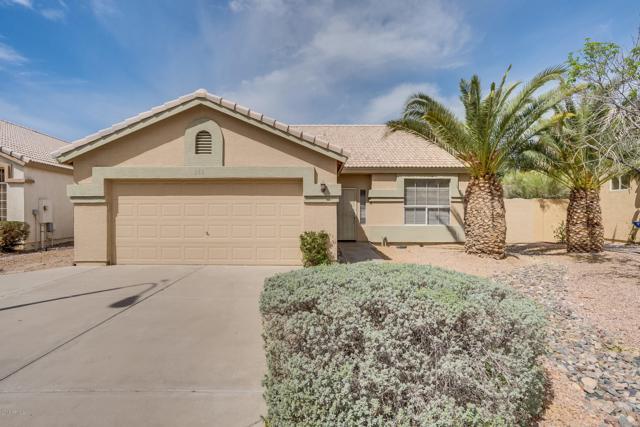 360 N Danyell Drive, Chandler, AZ 85225 (MLS #5899511) :: Lux Home Group at  Keller Williams Realty Phoenix