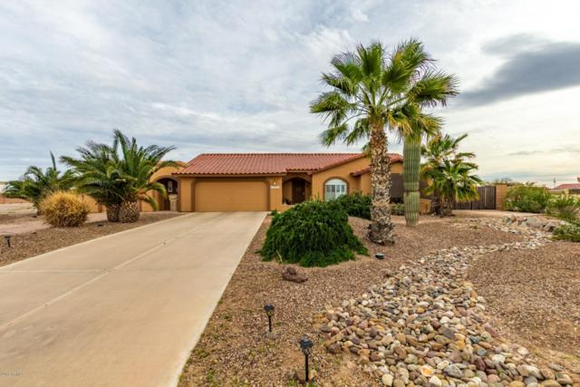 9401 W Wenden Drive, Arizona City, AZ 85123 (MLS #5899569) :: CC & Co. Real Estate Team