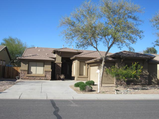 222 W Blue Lagoon Drive, Casa Grande, AZ 85122 (MLS #5899573) :: Arizona 1 Real Estate Team