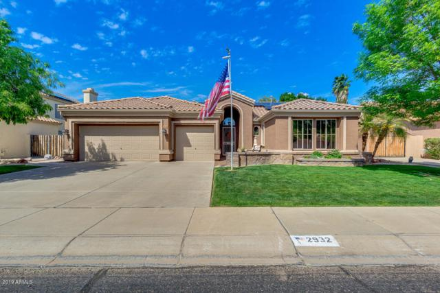 2932 E Millbrae Lane, Gilbert, AZ 85234 (MLS #5899597) :: Lux Home Group at  Keller Williams Realty Phoenix