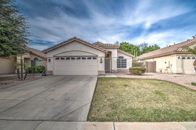 462 W Encinas Street, Gilbert, AZ 85233 (MLS #5899629) :: Lux Home Group at  Keller Williams Realty Phoenix