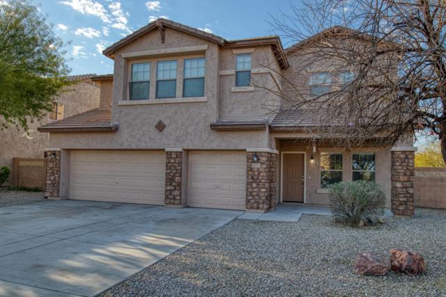 4187 N 298TH Lane, Buckeye, AZ 85396 (MLS #5899766) :: Home Solutions Team