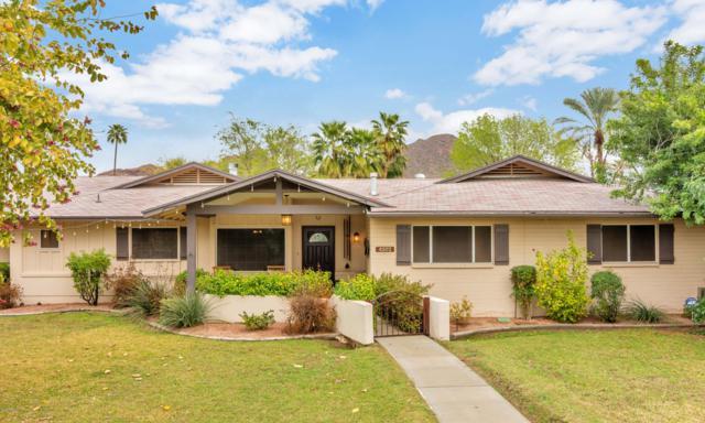 4502 E Calle Ventura Street, Phoenix, AZ 85018 (MLS #5899791) :: The W Group