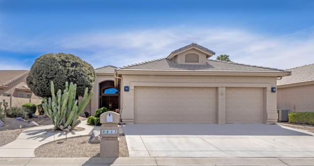 9843 E Sunburst Drive, Sun Lakes, AZ 85248 (MLS #5899818) :: CC & Co. Real Estate Team