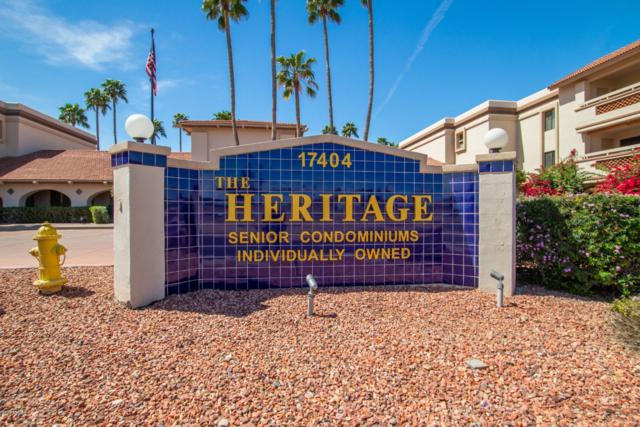 17404 N 99th Avenue #111, Sun City, AZ 85373 (MLS #5899833) :: The AZ Performance Realty Team