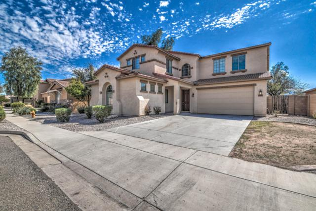 6845 W St Charles Avenue, Laveen, AZ 85339 (MLS #5899858) :: Home Solutions Team