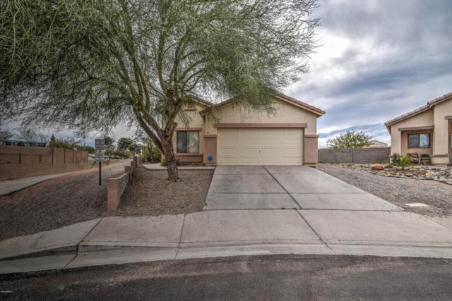 101 W 3rd Avenue W, Buckeye, AZ 85326 (MLS #5899867) :: Occasio Realty