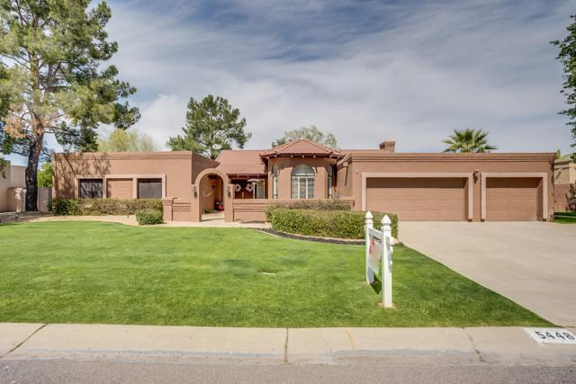 5448 E Oakhurst Way, Scottsdale, AZ 85254 (MLS #5899875) :: Yost Realty Group at RE/MAX Casa Grande