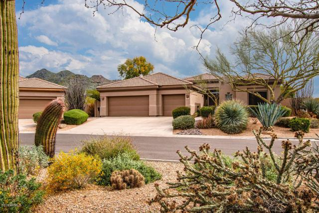 6164 E Brilliant Sky Drive, Scottsdale, AZ 85266 (MLS #5900039) :: Riddle Realty