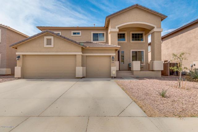 6818 S 58TH Avenue, Laveen, AZ 85339 (MLS #5900096) :: Home Solutions Team